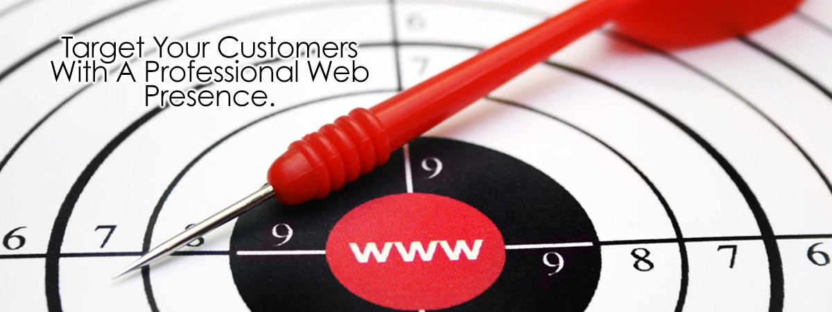 Target Your Customers With A Profession Web Presence